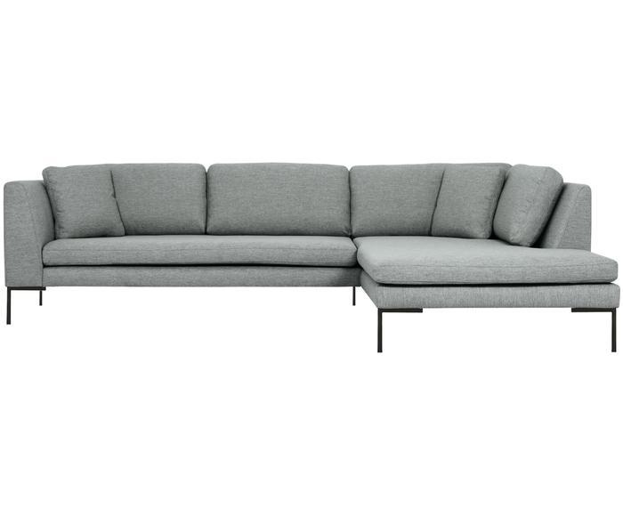Sofá de 4 plazas con chaise longue derecha Emma