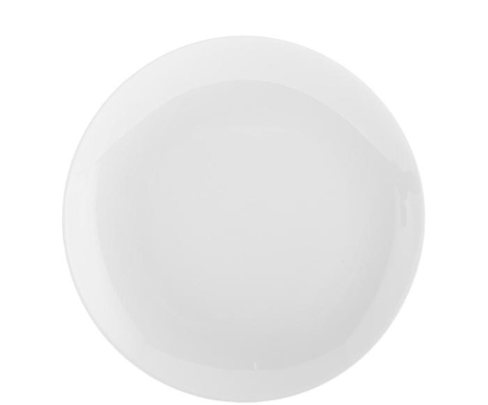 Set de 2 platos de postre Delight Modern