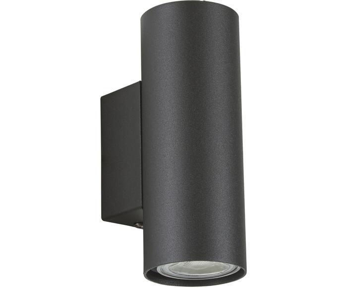 Applique LED Paul nero