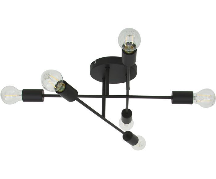 """Lampa sufitowa """"Visby"""", Ø 55, wys. 20 cm"""