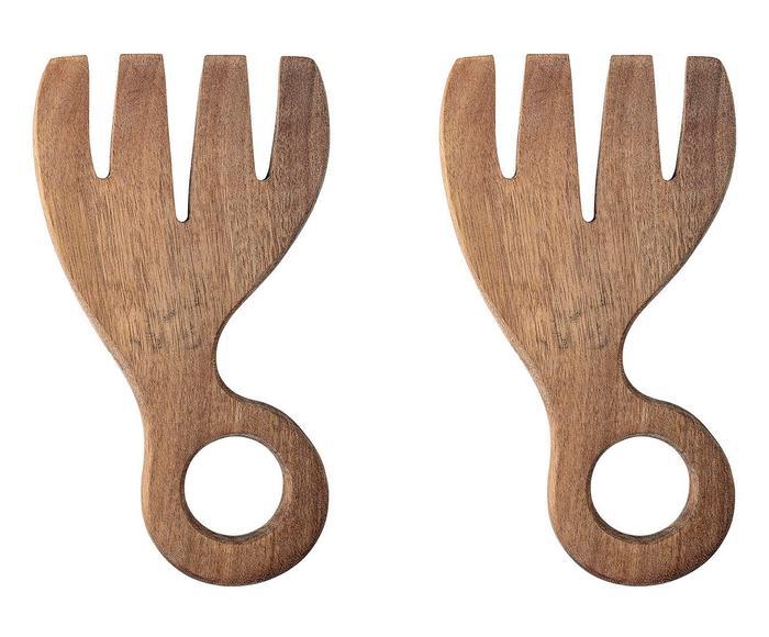 Set de 2 utensilios de servir Martha