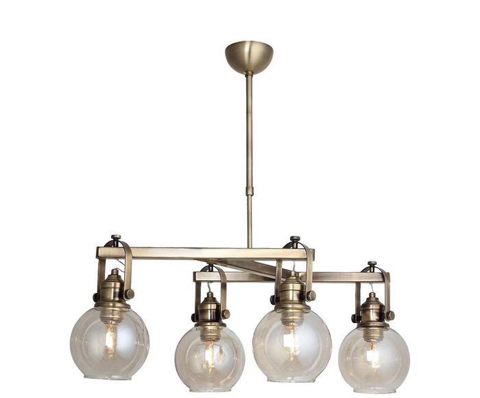 """Lampa wisząca """"Ponte II"""", 75 x 60 x 60 cm"""