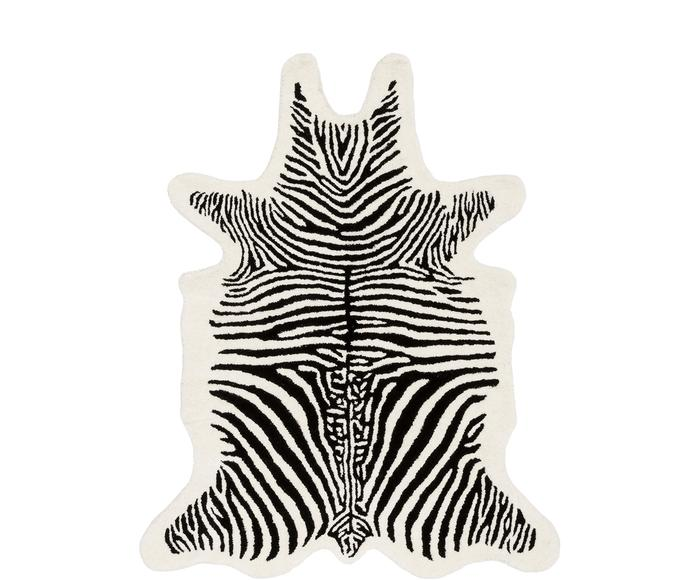 "Koberec Savanna ""Zebra"""