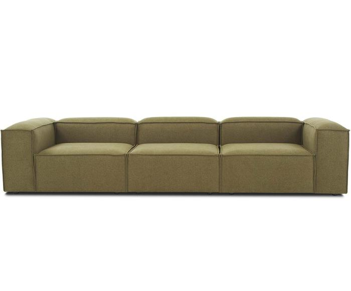 Sofá modular de 4 plazas Lennon