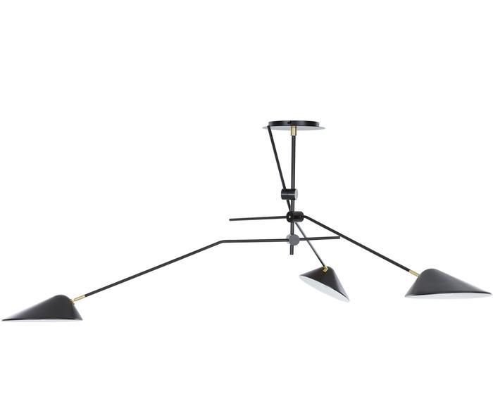 """Stropné svietidlo """"Neron"""", 173 x 170 x 52 cm"""
