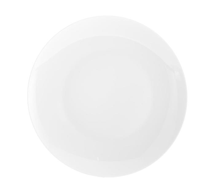 Set de 2 platos de llanos Delight Modern