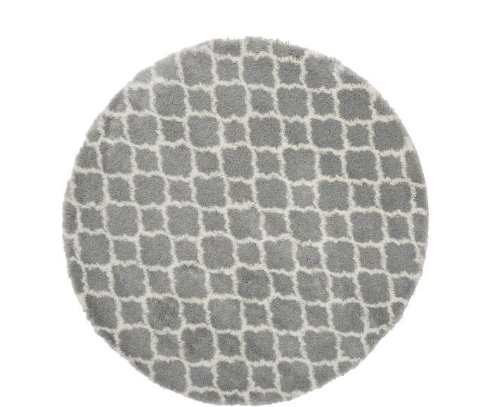 Hochflor-Teppich Mona