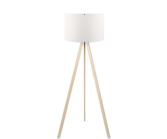 """Lampa podłogowa """"Aida White"""", Ø 38, wys. 140 cm"""