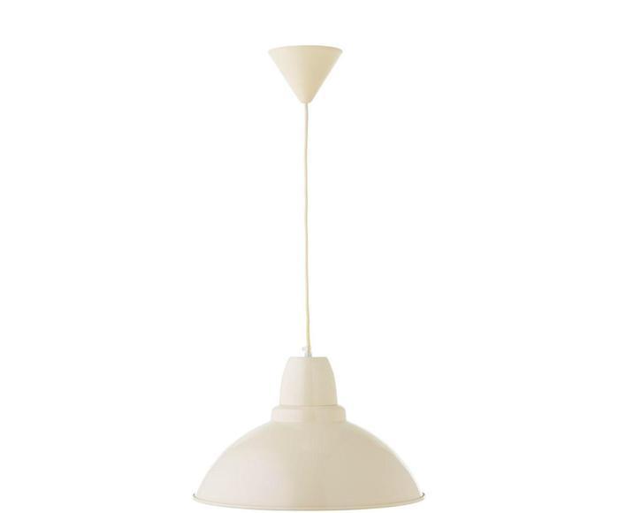 """Závesné svietidlo """"City Cream"""", Ø 40, výš. 24,5 cm"""