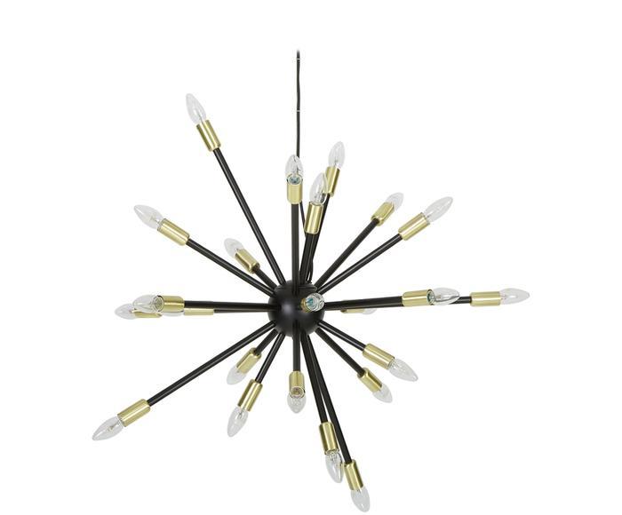 """Lampa wisząca """"Spike XL"""", Ø 90 cm"""