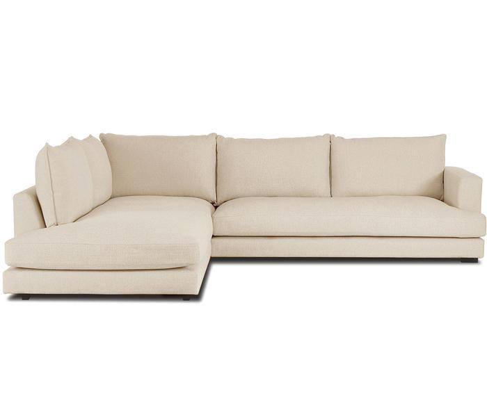 Sofá de 4 plazas con chaise longue izquierda Tribeca