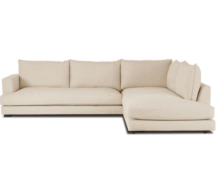 Sofá de 4 plazas con chaise longue derecha Tribeca