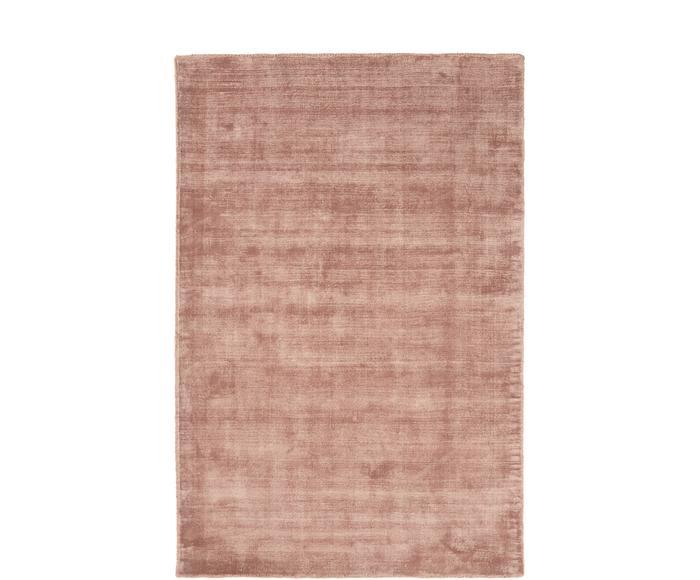Handgewebter Viskoseteppich Jane, 120 x 180 cm