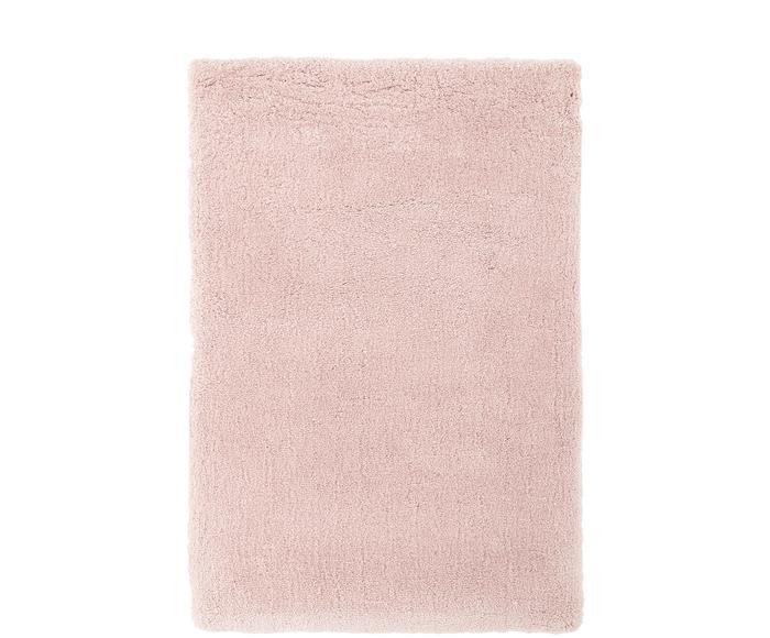 Tappeto Leighton rosa, 120x180 cm