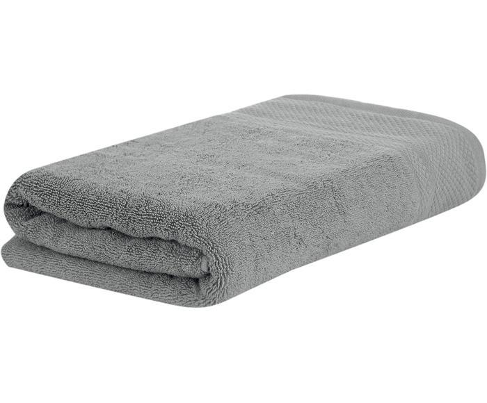Toalla de ducha con cenefa clásica Premium