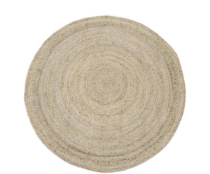 "Koberec ""Sharmila"", Ø 140, tl. 0,7 cm"
