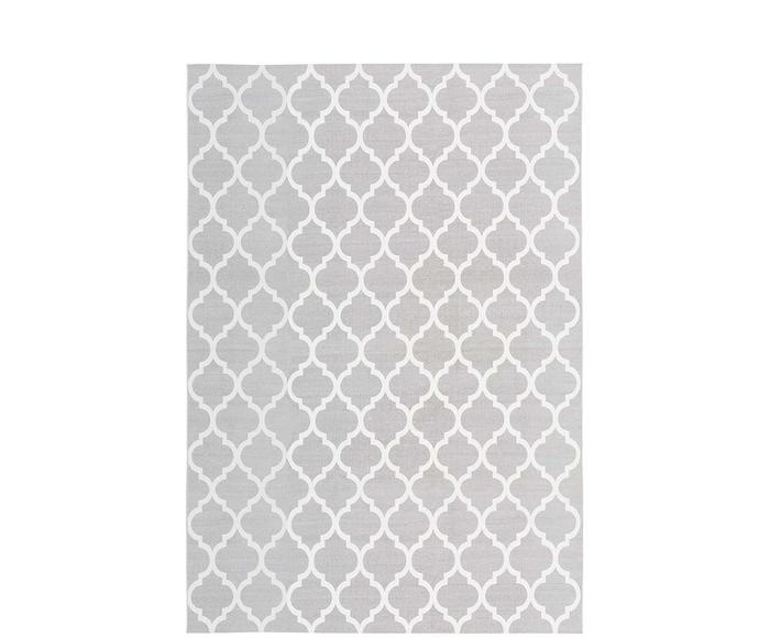 """Ručně tkaný bavlněný koberec """"Amira"""", tl. 0,3 cm"""