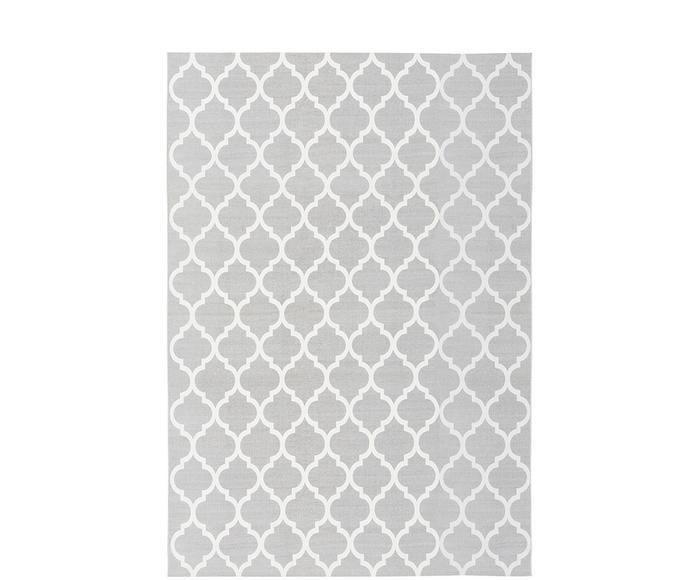 Tapis Amira, coton, 160 x 230 cm