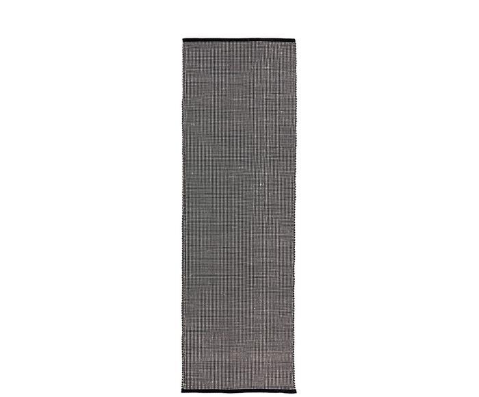 Handgewebter Läufer Amaro, 80 x 250 cm