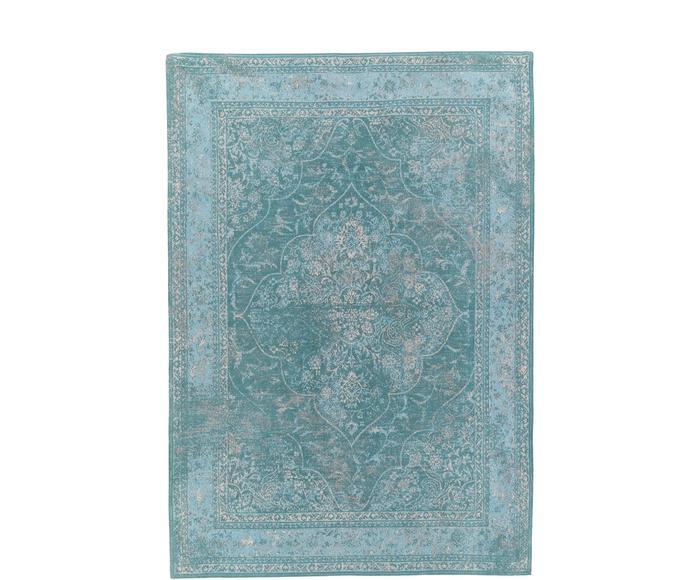 Handgewebter Chenille-Teppich Palermo, 160 x 230 cm