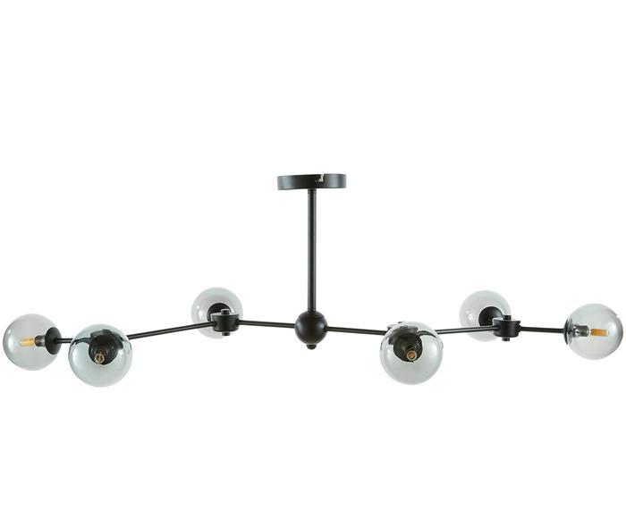 """Závesné XL-svietidlo """"Aurelia"""", 55 x 110 cm"""