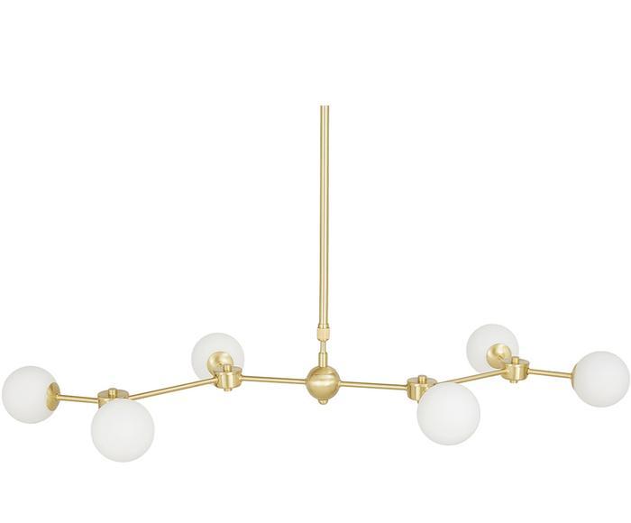 """Závesné svietidlo """"Aurelia"""", 110 x 55 cm"""
