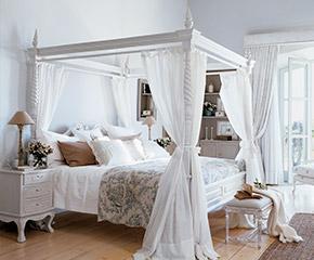Dormitorio de ensueño