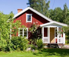 Letní domek Astrid Lindgrenové