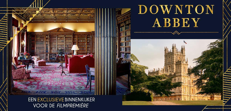 Filmpremière: Downton Abbey