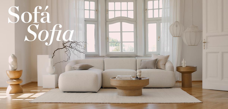 Nuestro nuevo sofá WOW Sofia