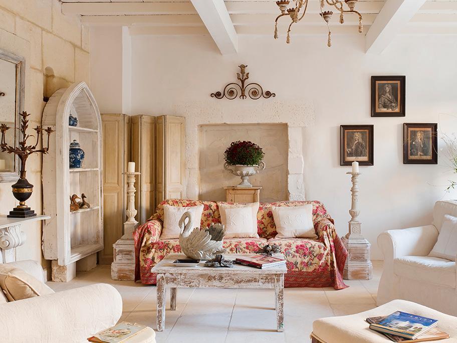 Romantic Touch fürs Wohnzimmer