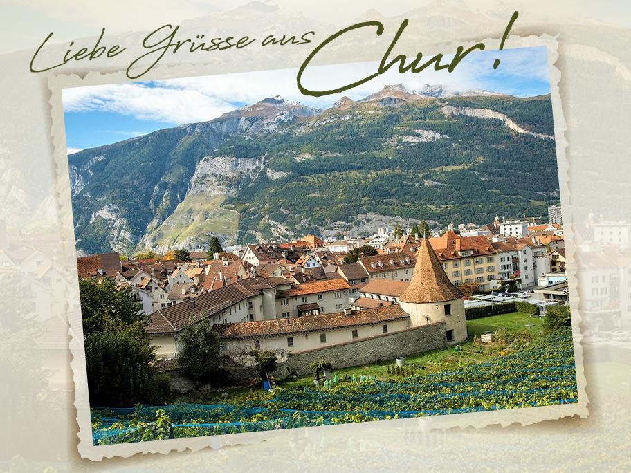 Die älteste Stadt der Schweiz:
