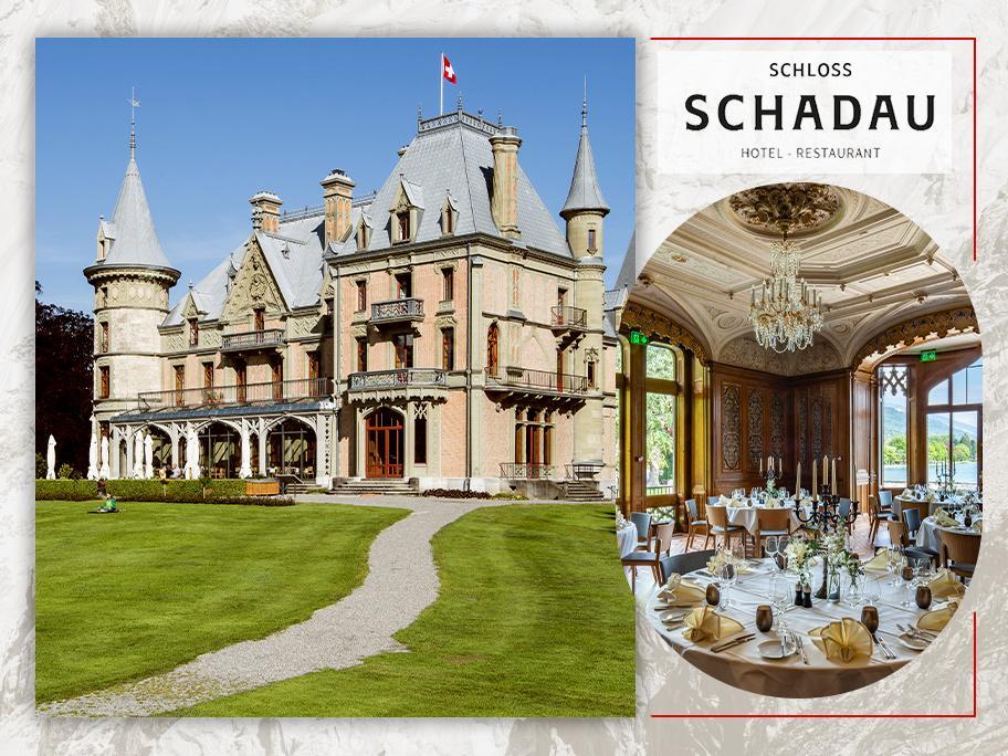 Schloss Schadau in Thun