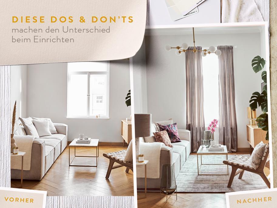 8 Interior Dos & Don'ts
