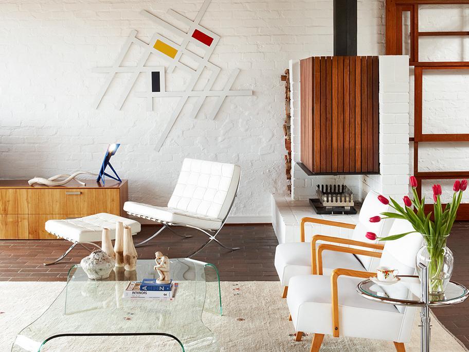 Cleaner Bauhaus-Look