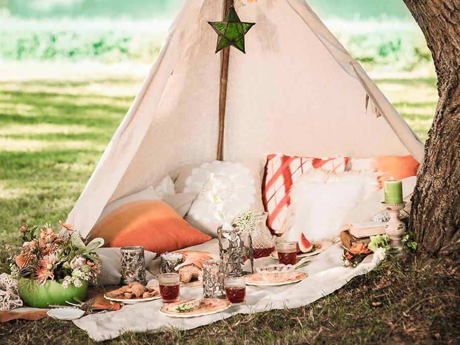Zeit für ein Picknick!