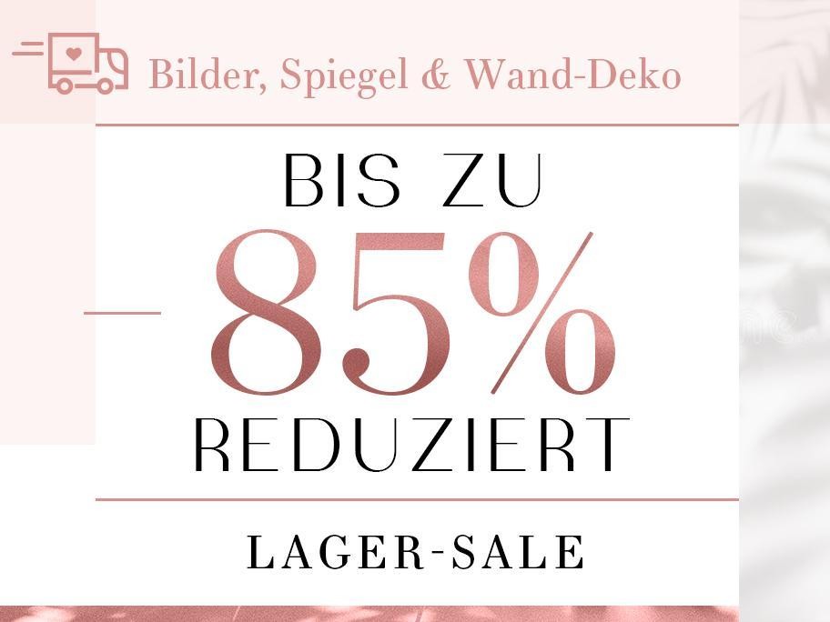 Bilder, Spiegel & Wand-Deko
