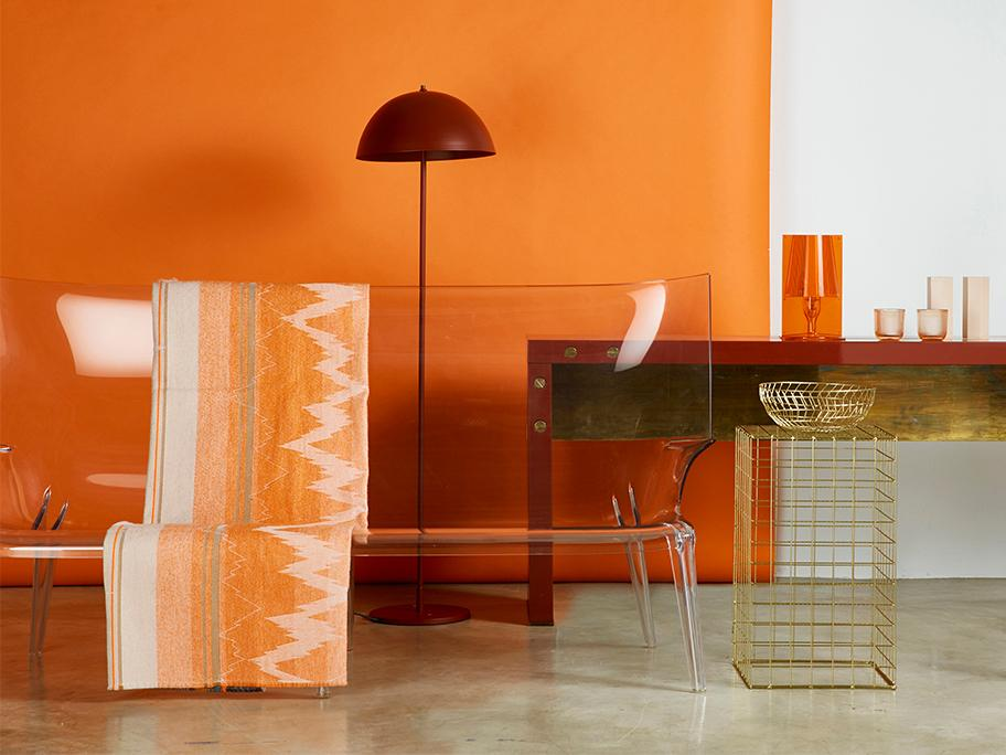 Alles in Orange