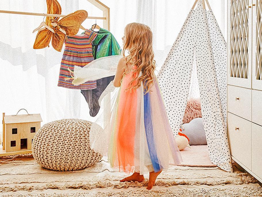 Zuckersüsse Kinderzimmer-Deko