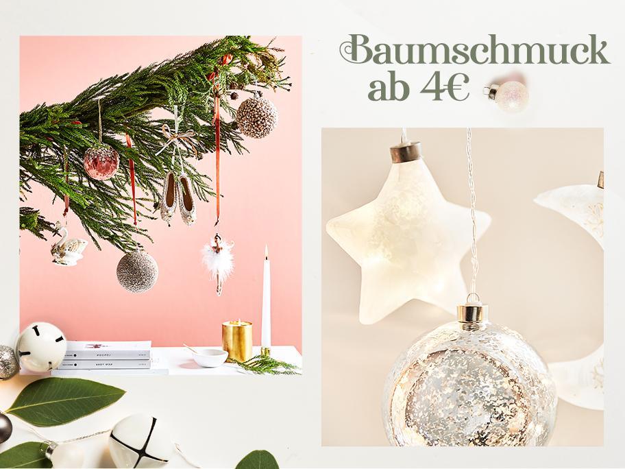 Baumschmuck ab CHF 6