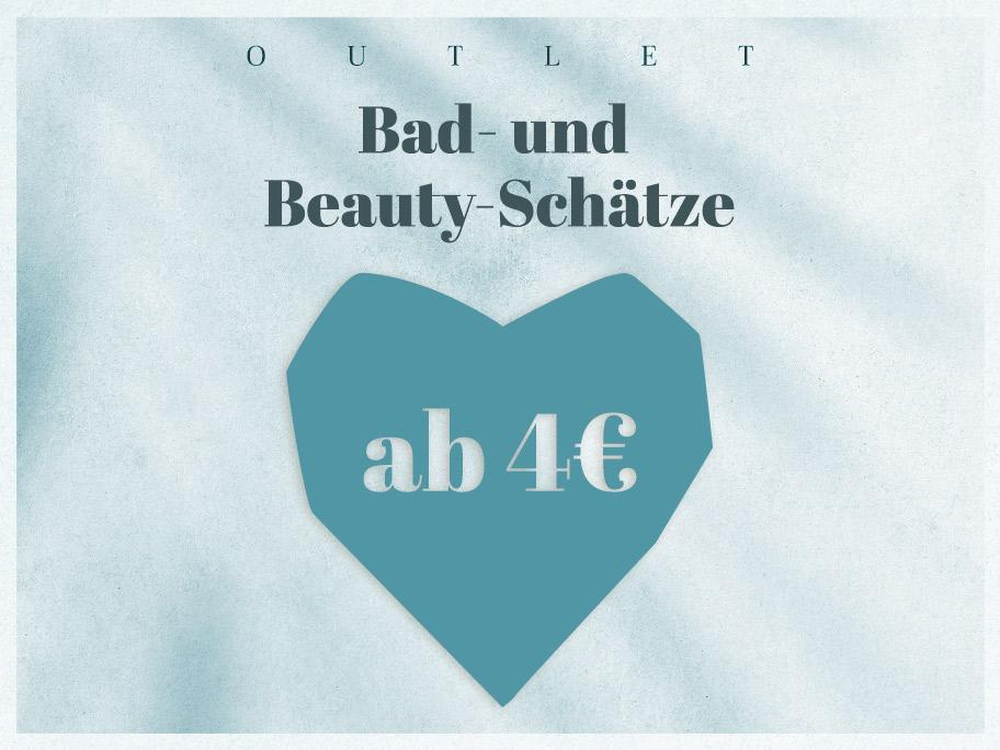 Bad- & Beauty-Outlet ab CHF 6
