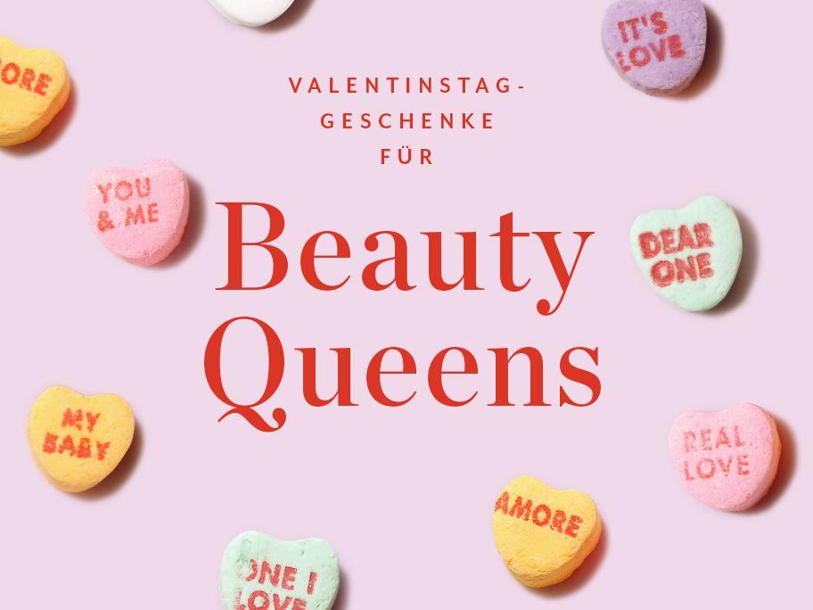 Alles für Schönheitsköniginnen