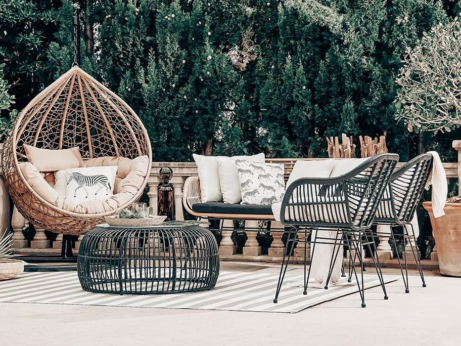 Coole Outdoor-Möbel