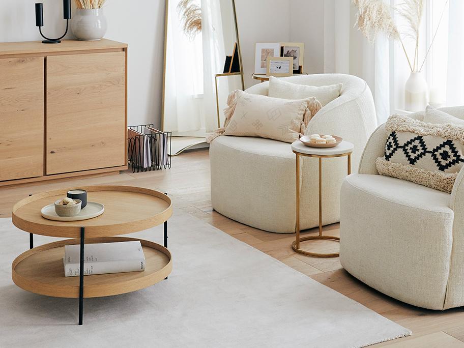 Couch- & Beistelltische