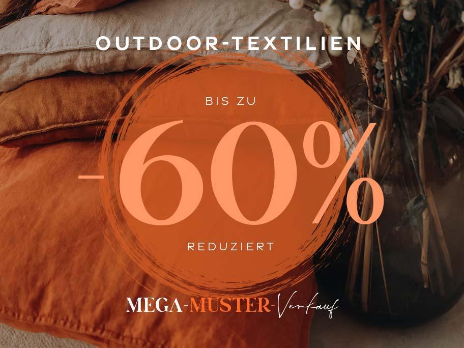 Textilien für draussen