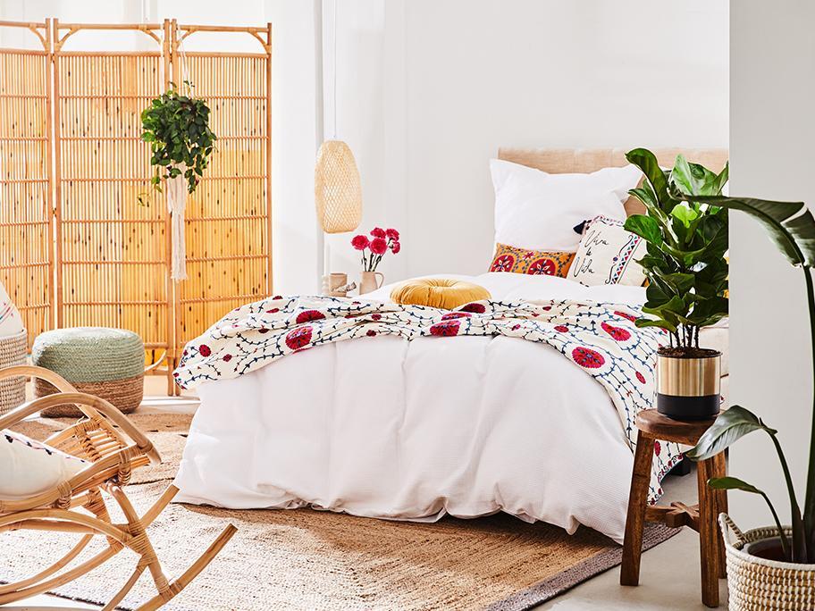 Der Traum vom Boho Bedroom