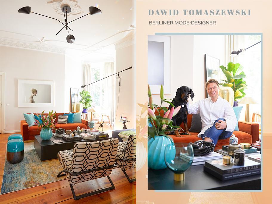 Zu Hause bei Dawid Tomaszewski
