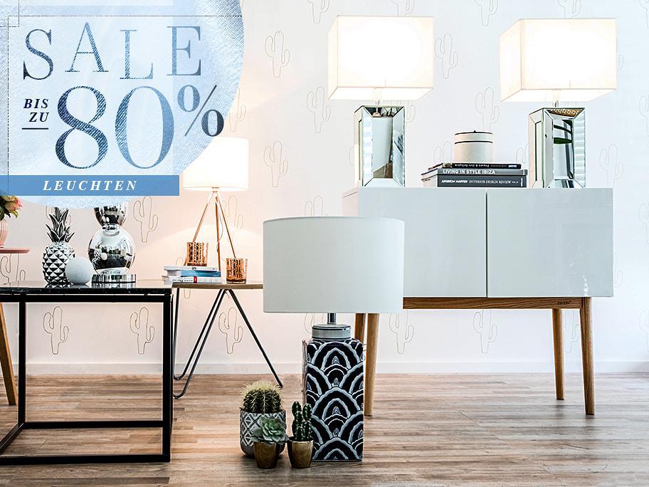 Der grosse Leuchten-Sale