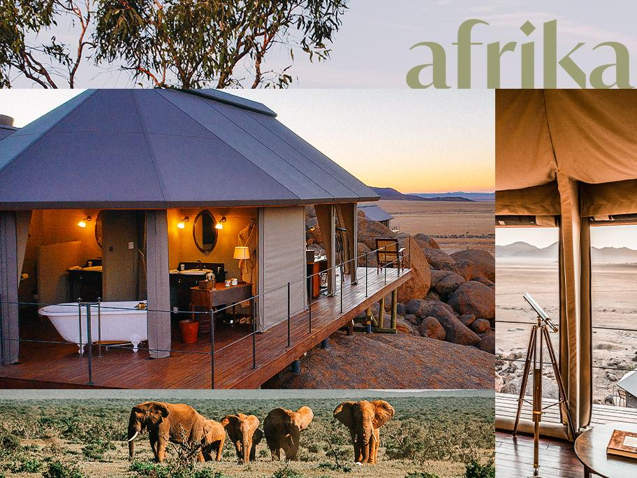 Sonop Lodge in Namibia