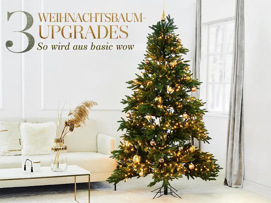 3 schnelle Christbaum-Upgrades
